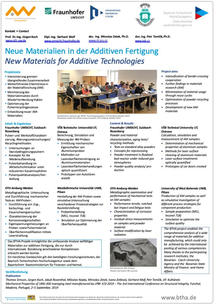 02 Poster BTHA FV 9 Additive Fertigung
